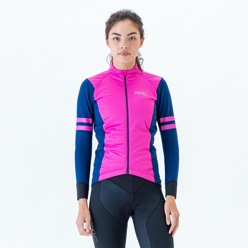 レリック レディース アルドラ インサレーションジャケット ピンク  (5〜10℃)