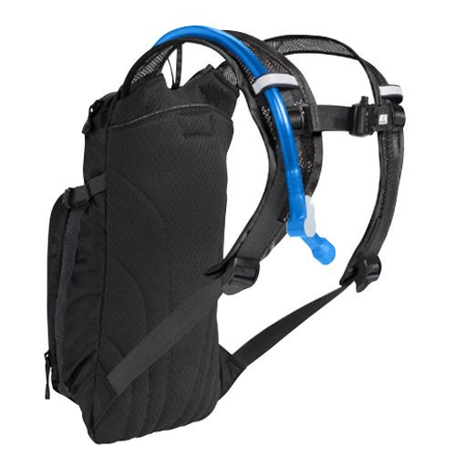 キャメルバック ミニミュール ブラック/フレイム ハイドレーションバッグ キッズ