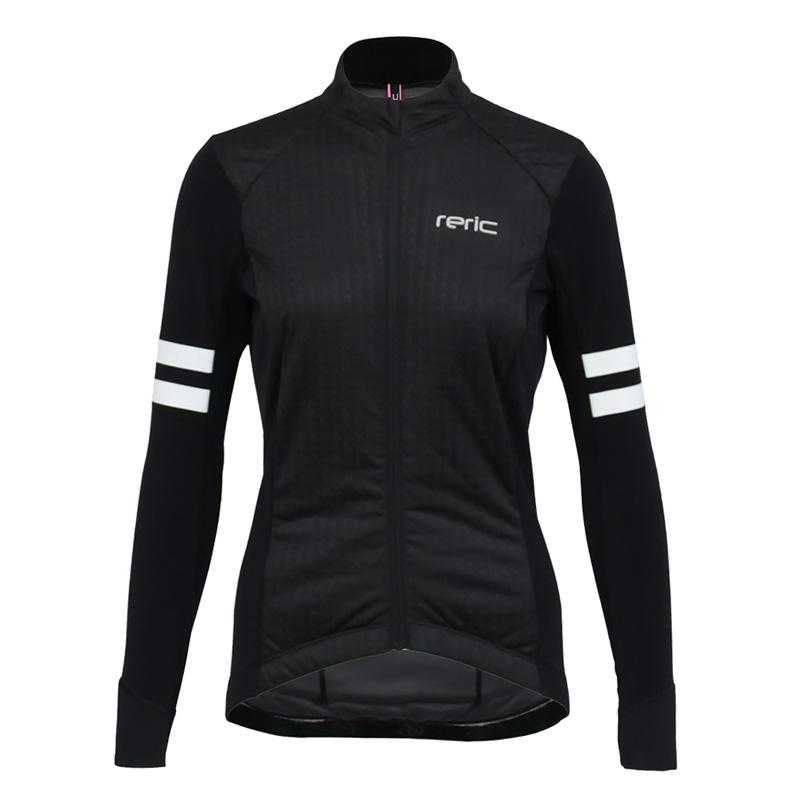 レリック レディース アルドラ インサレーションジャケット ブラック  (5〜10℃)