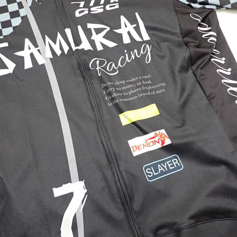 セブンイタリア Racing III Jersey グレー