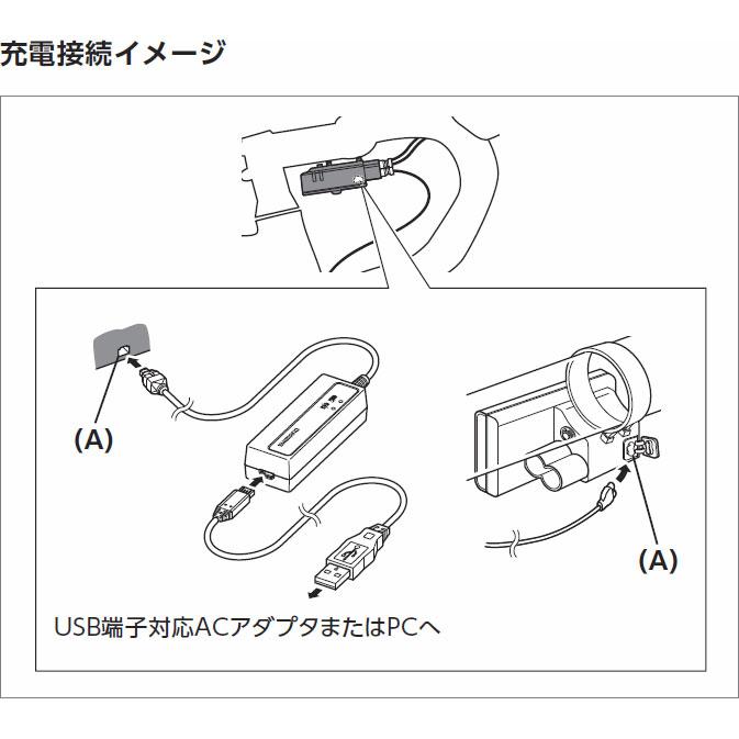 【特急】シマノ DI2 SM-BCR2 ビルトイン(内蔵式)バッテリー充電器(ケーブル付属)