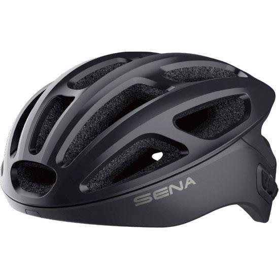 セナ R1 オニキスブラック スマートヘルメット