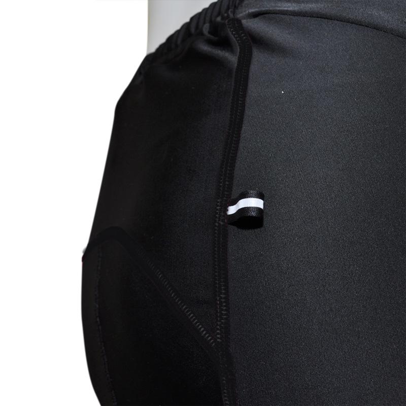 カペルミュール UVカット レディース ロングパンツ ブラック