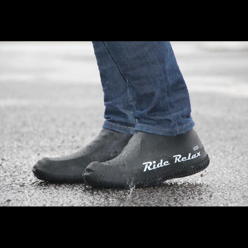 【特急】【SALE】【M便】R250 防水シリコンシューズカバー イエロー