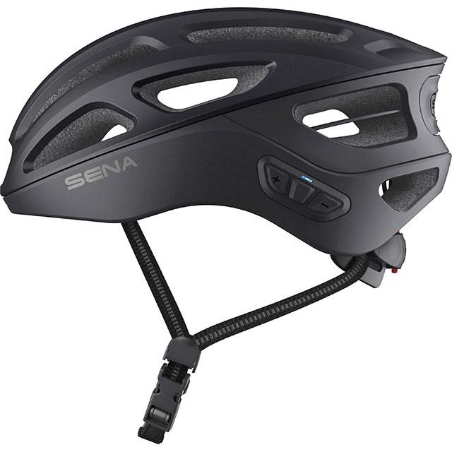 セナ R1 エレクトリックオレンジ スマートヘルメット