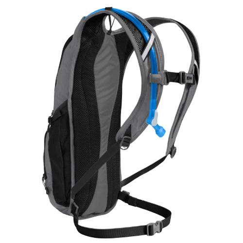 キャメルバック ラチェット グラファイト/ブラック ハイドレーションバッグ