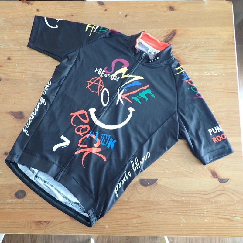 セブンイタリア Punk III Jersey ブラック