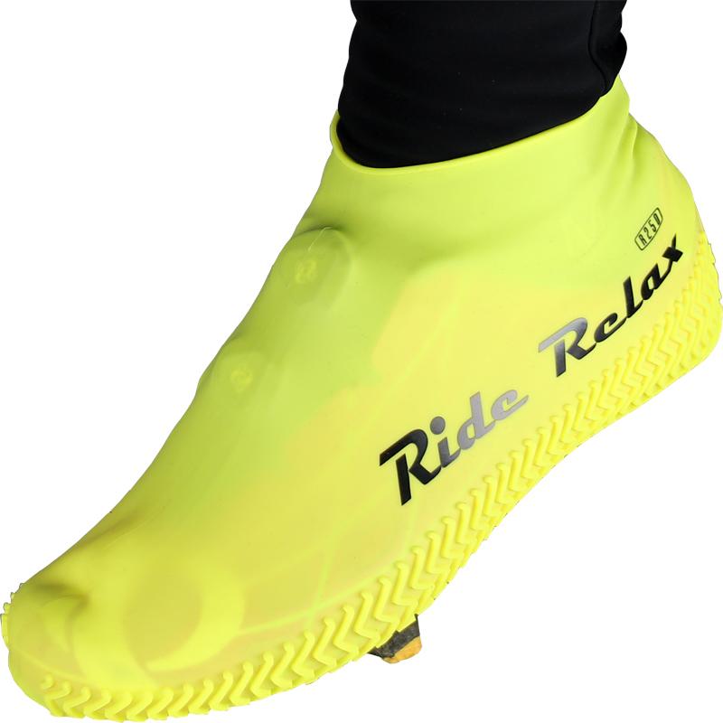 【特急】【SALE】【M便】R250 防水シリコンシューズカバー ブラック