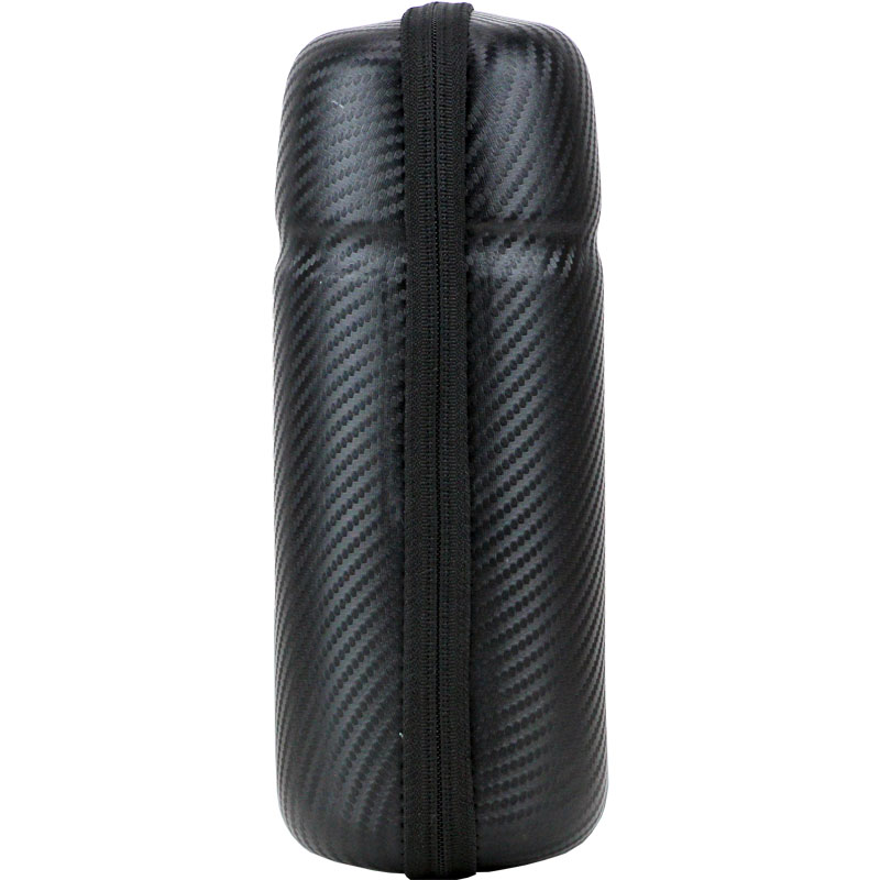 【特急】R250 ツールケース ファットタイプ カーボン柄/ブラックファスナー