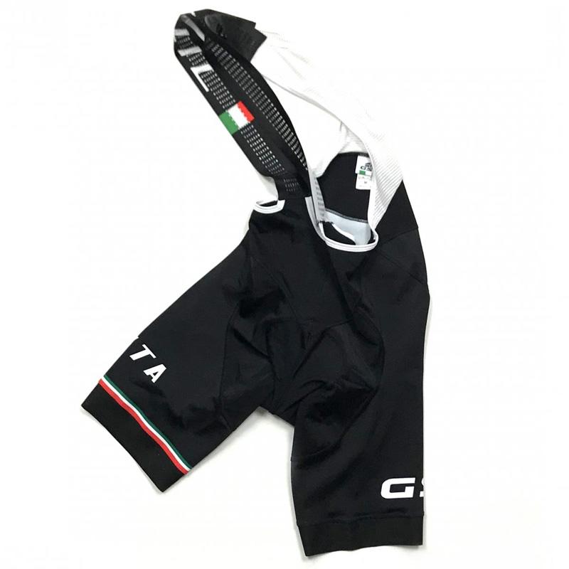 セブンイタリア Neo Cobra II Bibshorts ブラック/ホワイト
