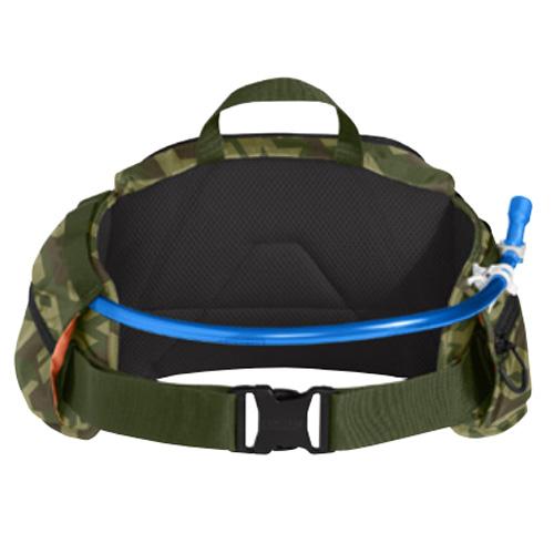キャメルバック リパック LR 4 ユニセックス カモフラージュ ハイドレーションバッグ
