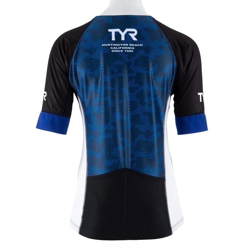 ティア レディーストライシングレット フロントジップ TWSG1-19S NV