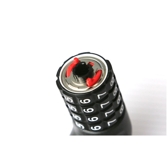 ABUS TRESORFLEX6615 COMBO 120cm  W/SLEEVE アーマードロック