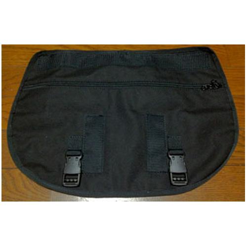 Filter Bromptonフロントバッグ用フラップ ネイビーブルー