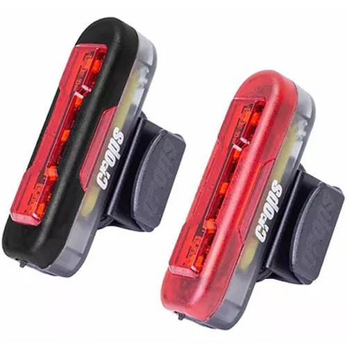 クロップス EZ500MU SPORTS テールライト 自動点滅 USB充電