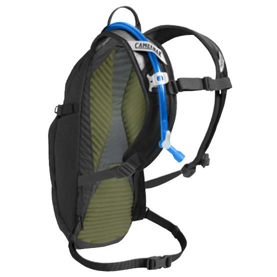 キャメルバック ロボ レーシングレッド/ピッチブルー ハイドレーションバッグ