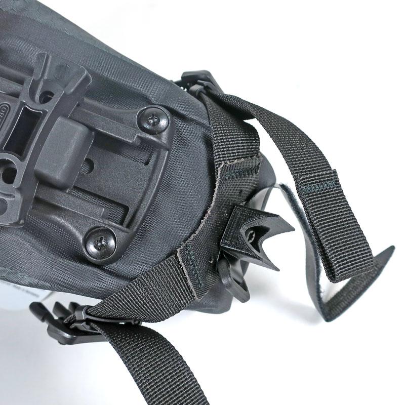 【特急】【M便】ゆるふわーくす YF045 オルトリーブサドルバック用エアロシートポストアダプター