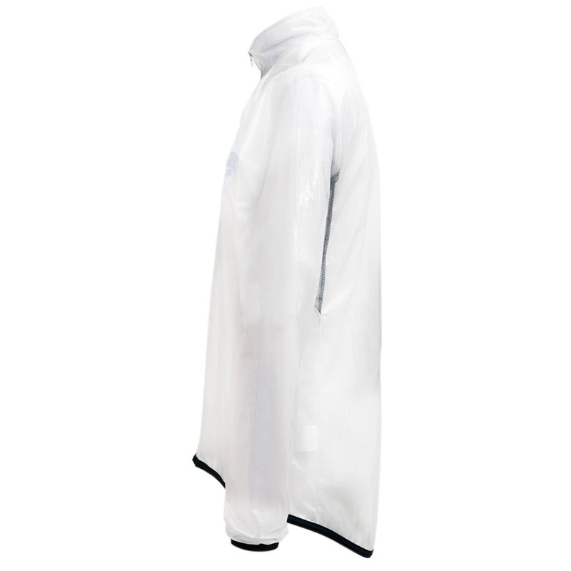 カペルミュール クリアレインジャケット ホワイト