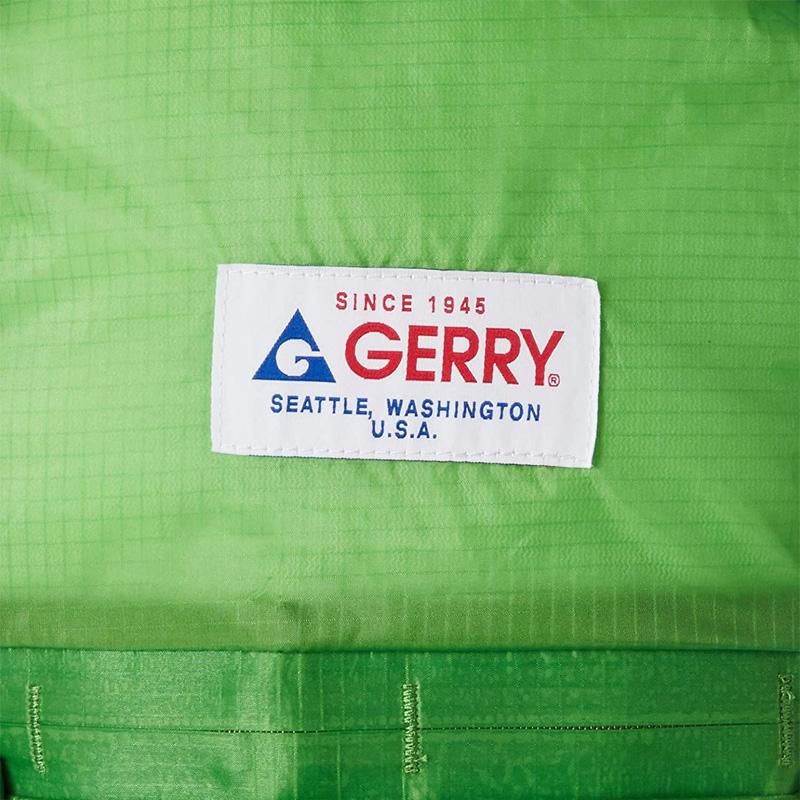 ジェリー GE-1401 ポケッタブル バックパック グリーン