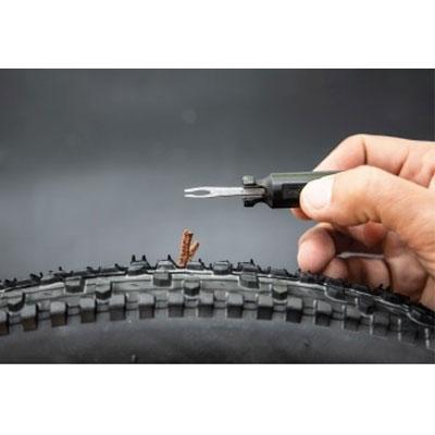 ライダー チューブレスタイヤ用パンク修理キット SLUG PLUG (スラッグプラグ)