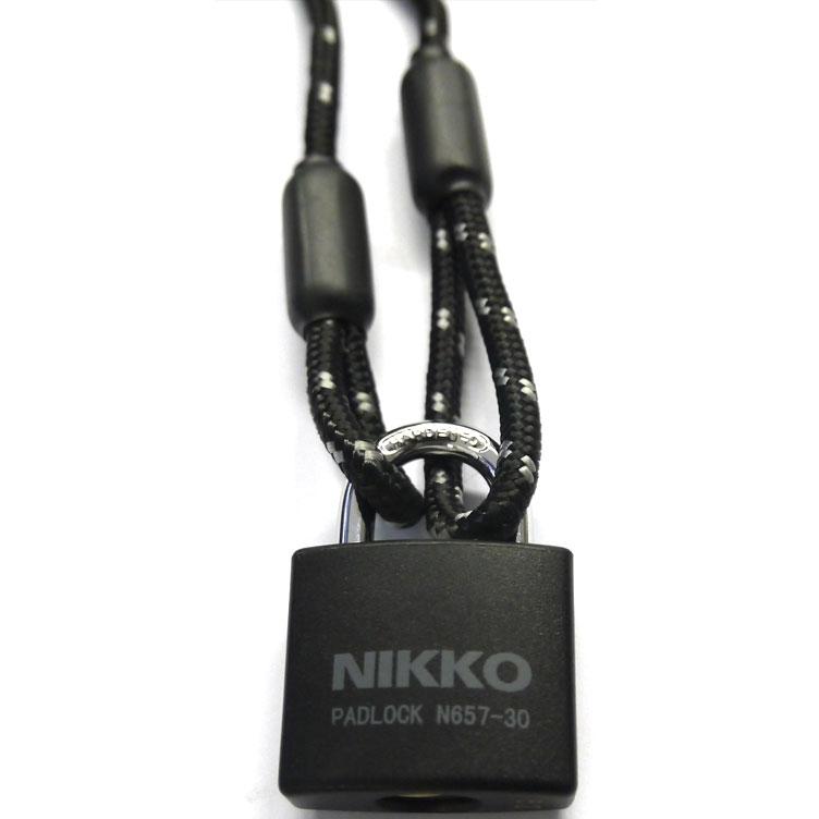 ニッコー DR-180 コンポジットマテリアルロック 1800mm ブラック