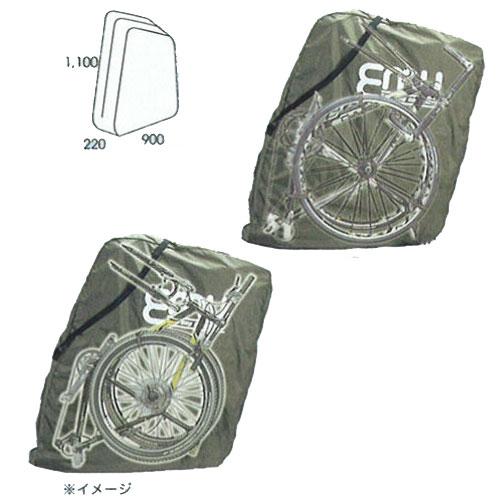 【輪行マニュアルプレゼント】オーストリッチ  輪行袋 E-10