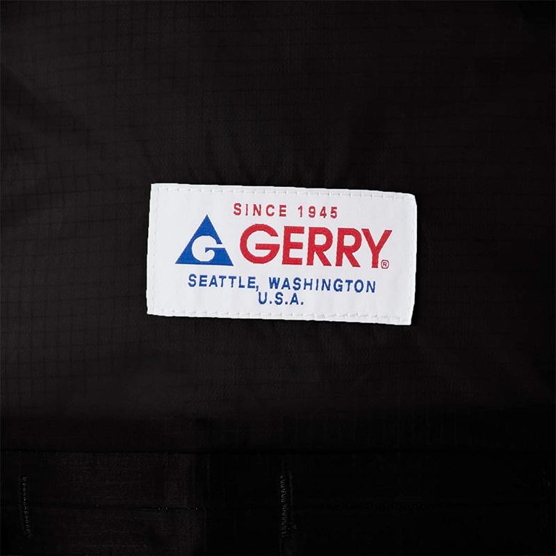 ジェリー GE-1401 ポケッタブル バックパック ブラック