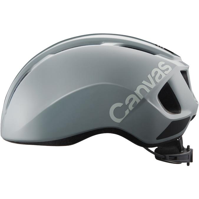 OGKカブト キャンバス・スポーツ(CANVAS-SPORTS) グレー ヘルメット