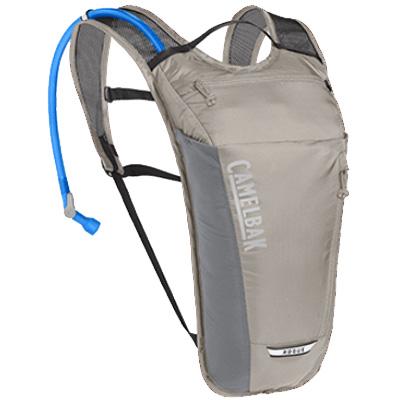 キャメルバック ローグ ライト 2L アルミ/ブラック ハイドレーションバッグ