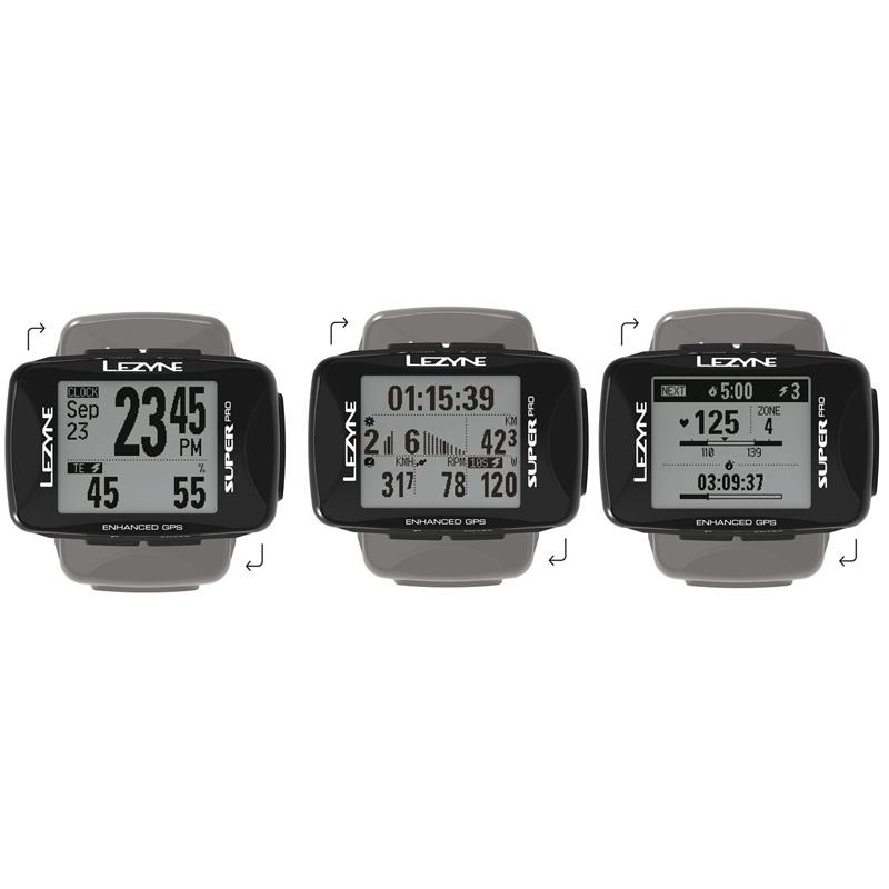 レザイン SUPER PRO GPS (57-3700212002)