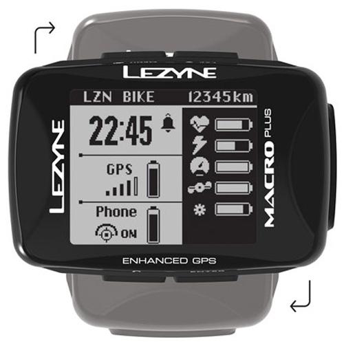 レザイン MACRO PLUS GPS (57-3700271002)