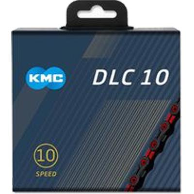 KMC DLC10 レッド 10段用 チェーン