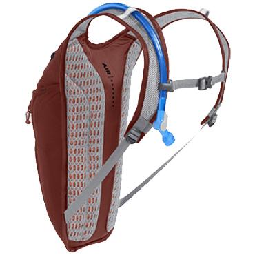 キャメルバック ローグ ライト 2L ファイヤードブリック/コイ ハイドレーションバッグ