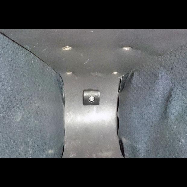 【特急】【M便】ゆるふわーくす YF044 オルトリーブサドルバック用20mmスペーサー