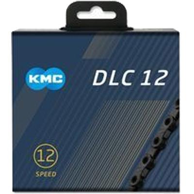 KMC DLC12 ブラック 12段 スラム・カンパニョーロ用 チェーン