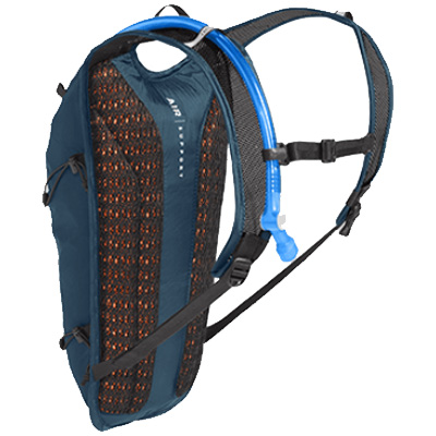 キャメルバック クラシック ライト 2L ガンメタル/ハイドロ ハイドレーションバッグ