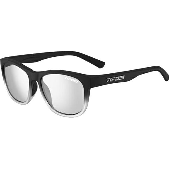 ティフォージ スワンク サテンオニキスフェイド/スモークフォトテック 調光レンズモデル サングラス