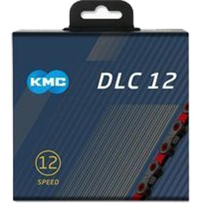 KMC DLC12 レッド 12段 スラム・カンパニョーロ用 チェーン