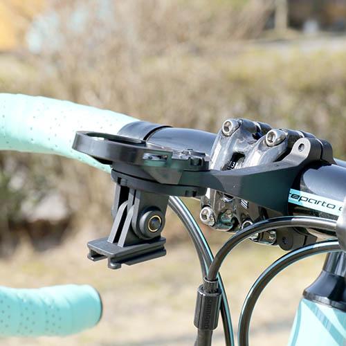 【M便】キャットアイ OF-200用CC-GPS200 アベントゥーラ対応アタッチメント #160-5090