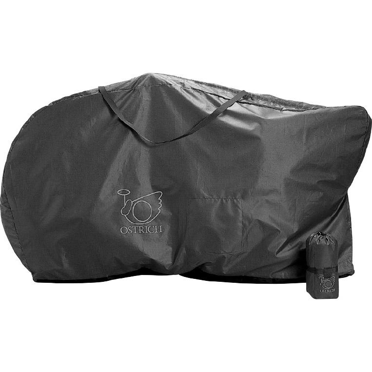 オーストリッチ 超速FIVE (車輪カバー付) ブラック