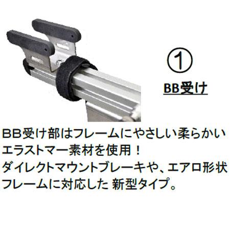 【特急】■ミノウラ RS-1800 ワークスタンド リアエンドホルダー付 スルーアクスル対応