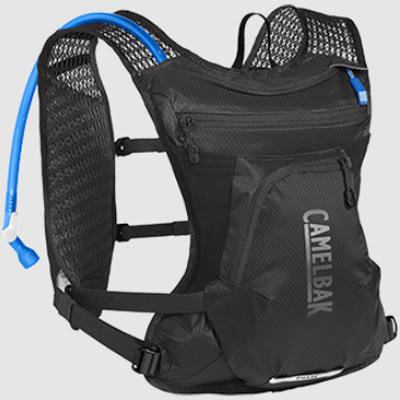 キャメルバック チェースバイクベスト 1.5L ブラック ハイドレーションバッグ