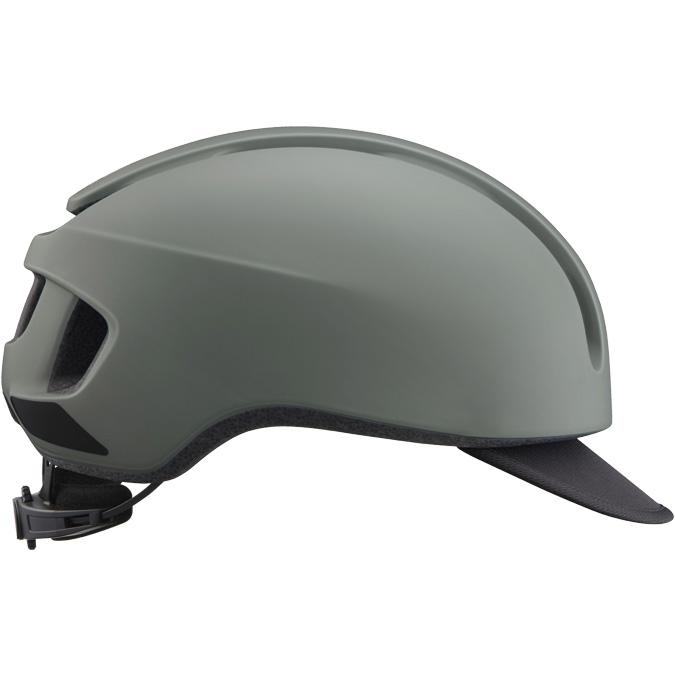 OGKカブト キャンバス・アーバン(CANVAS-URBAN) マットグレー ヘルメット