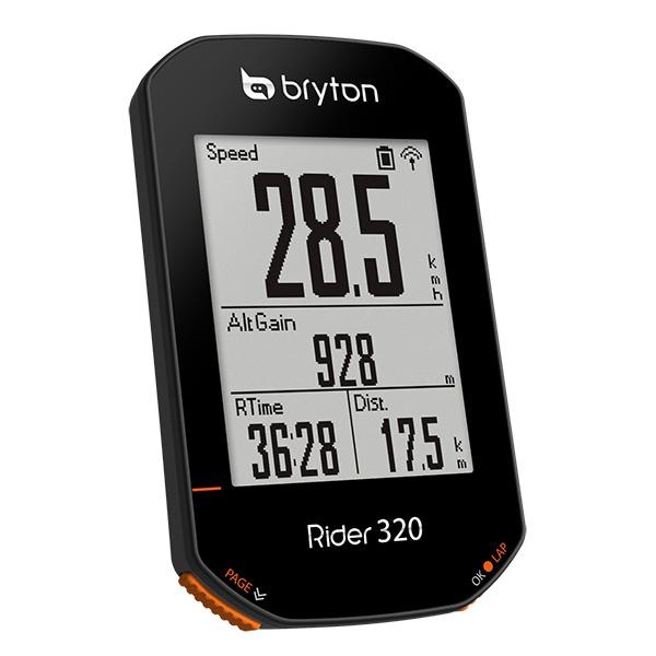 【特急】ブライトン Rider320E (本体のみ) GPS