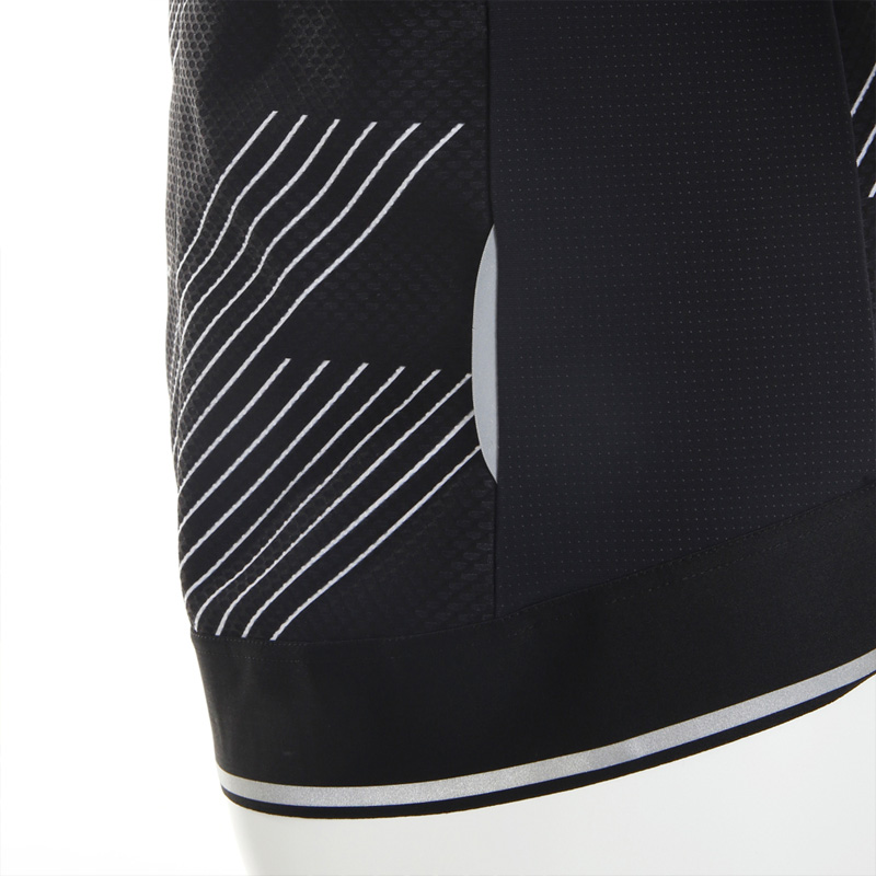リオン・ド・カペルミュール コンペティションジャケットEVO3 オブリーク ブラック レディース