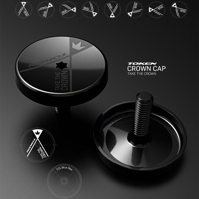 トーケン TK297 THE CROWN CAP