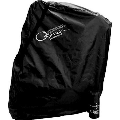 【輪行マニュアルプレゼント】オーストリッチ  輪行袋 ロード220 エンド金具付属 ブラック