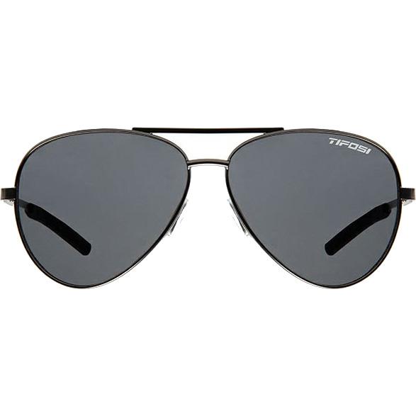 ティフォージ シーウェイ グラファイト/スモークポラライズド 偏光レンズモデル サングラス