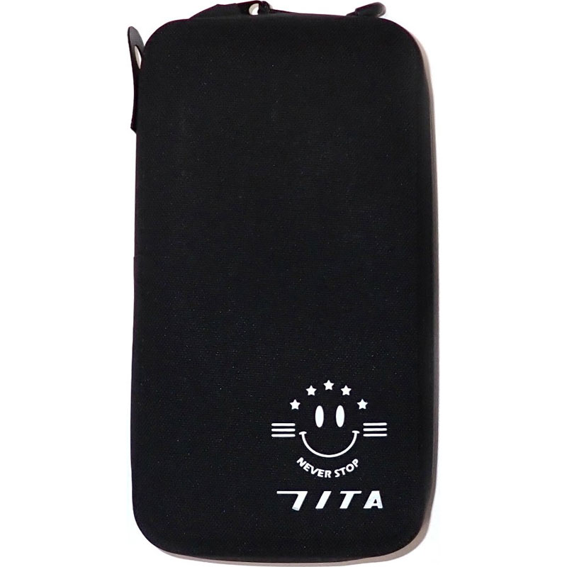 【M便】セブンイタリア Smile Waterproof Smartphone Pouch(7BS-SWT-PO-BKON)