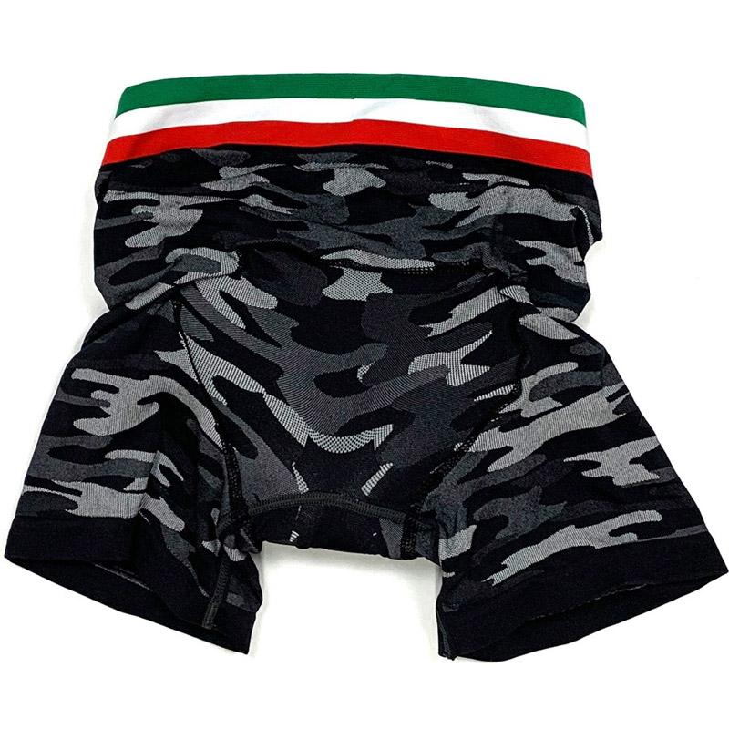 セブンイタリア Baselayer Boxer Shorts ブラック